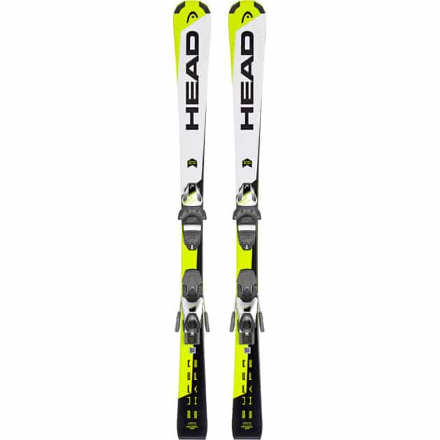 Junior Performance skis & boots
