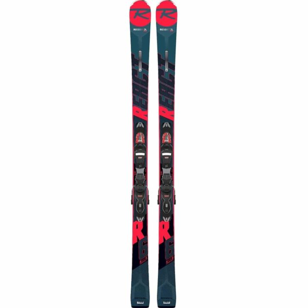 Adult Dynamic skis & boots