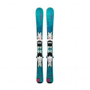 Junior skis & boots