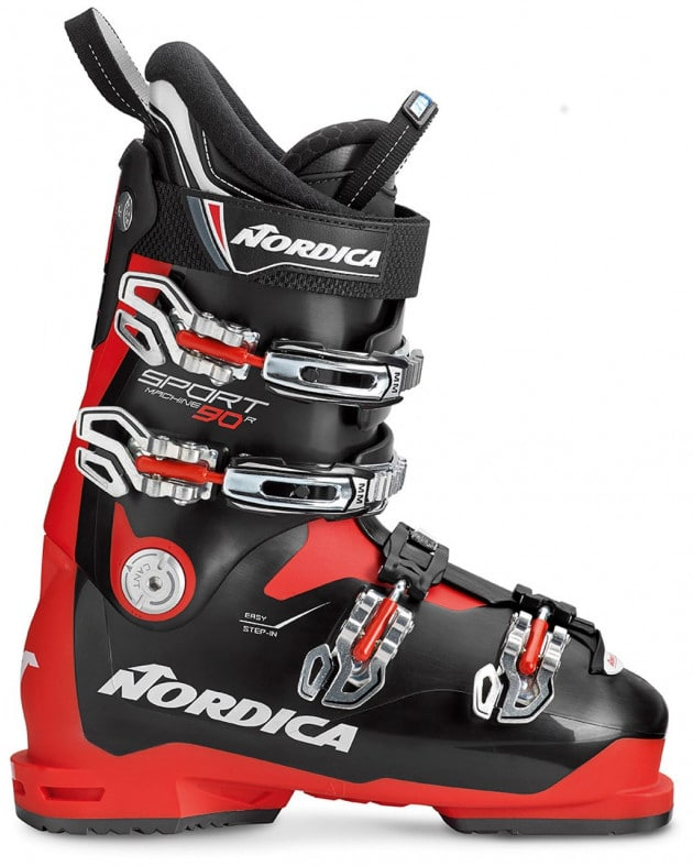 Adult Leisure skis & boots