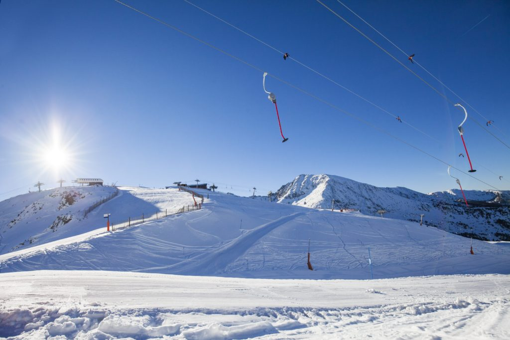 Andorra is a very well-regarded ski destination with many options for different levels and interests.