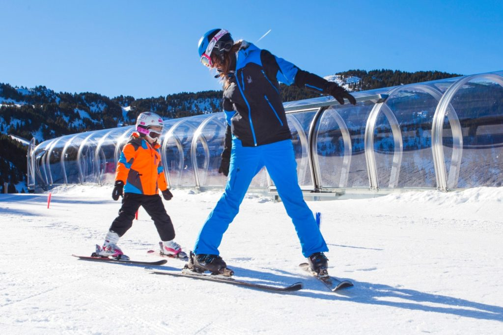 Grandvalira has seven ski schools spread across its ski resort sections in Andorra.