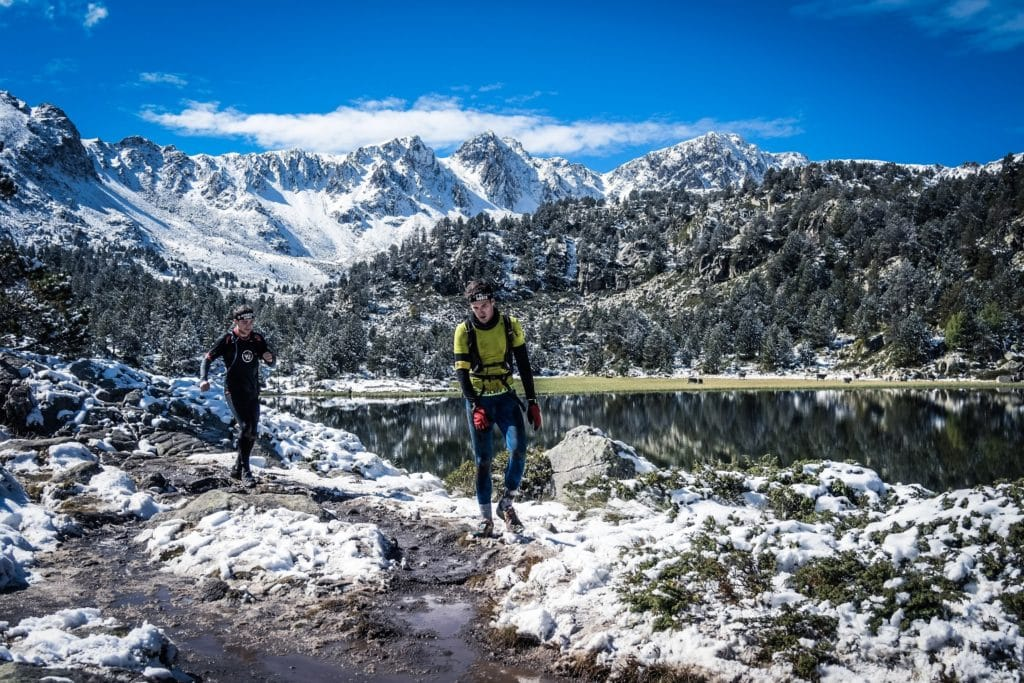 Especially on the shoulders of the winter season, it's still possible to hike in Andorra.