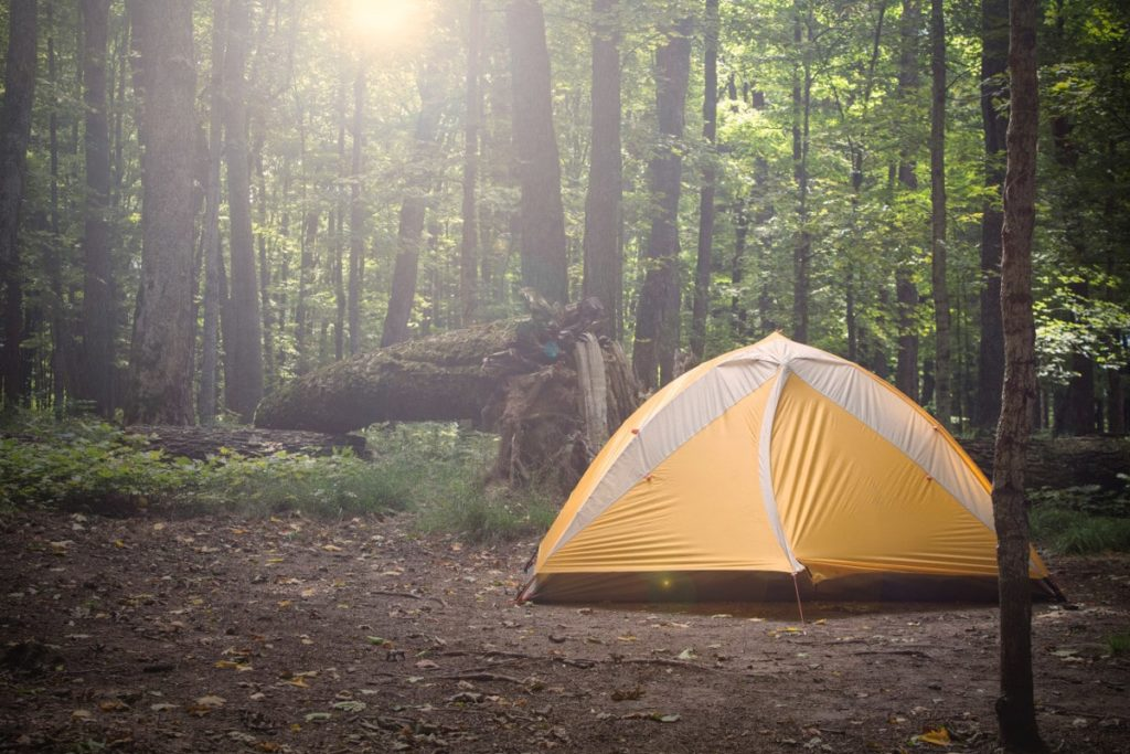 In the summer, camping can be an easy and affordable for where to stay in Andorra.