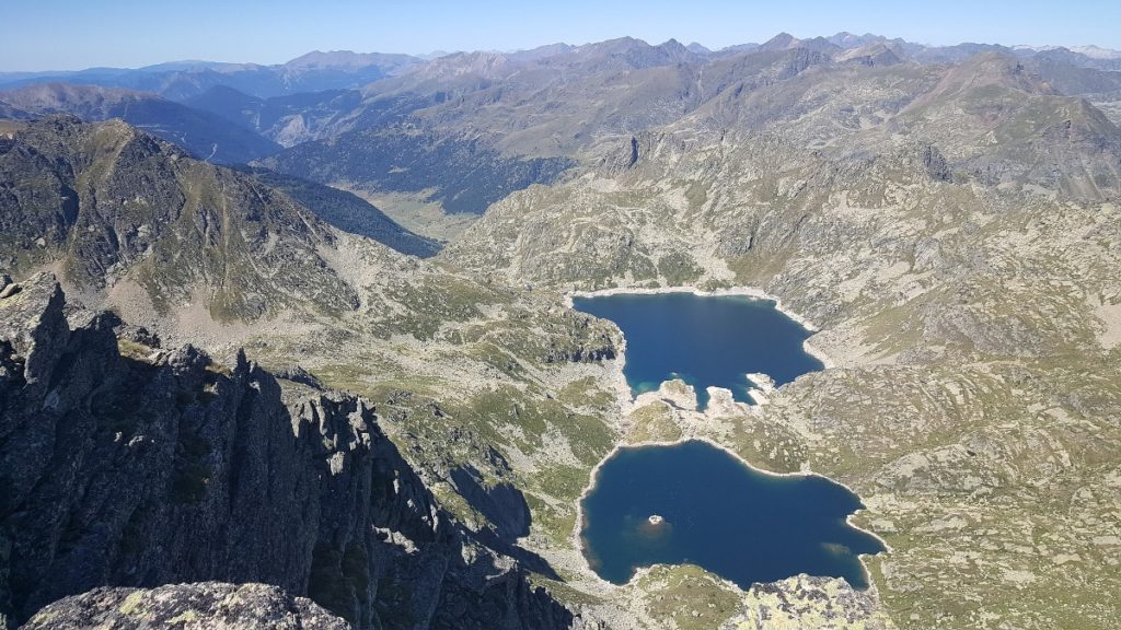 If you're planning a hiking route in Andorra for the views, it makes sense to find a nearby accommodation.