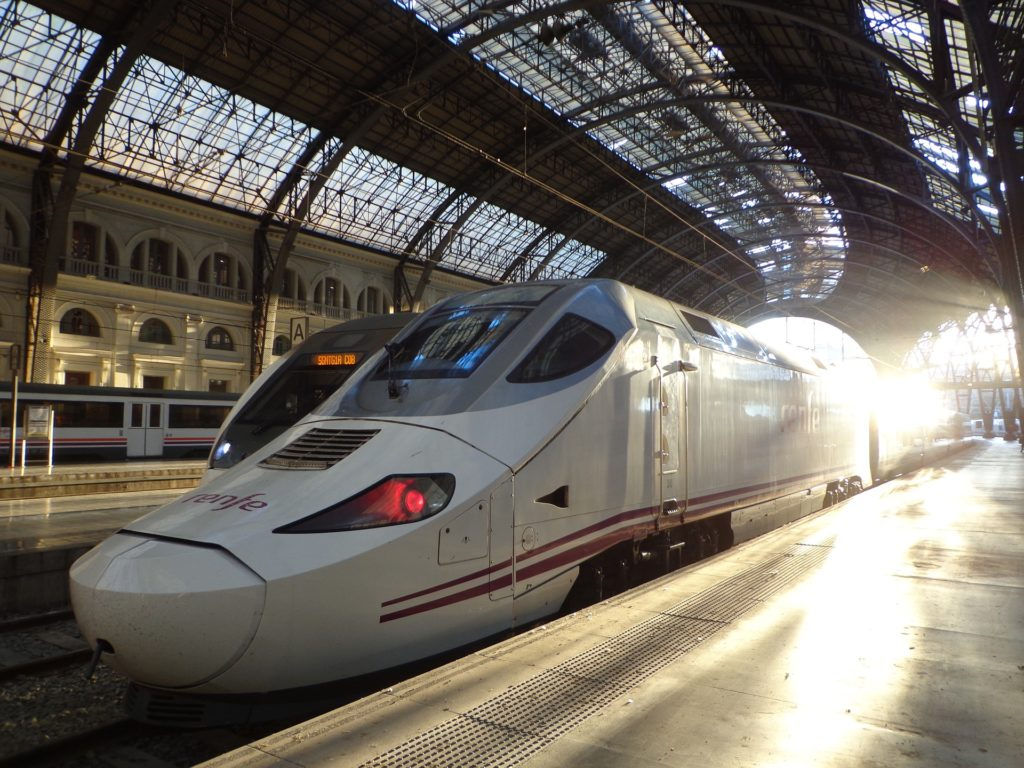 There are a few options for traveling mostly by train from London to Andorra, including the high-speed TGV trains.