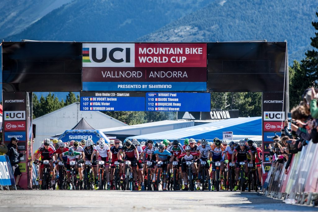 Mountain biking can be self-directed or a highly competitive event in Andorra.