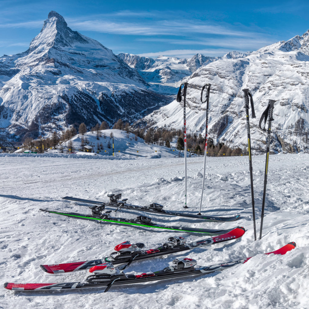 Ski equipment for hire or sale in Soldeu, Arinsal, and Pas de la Casa is easy to find.