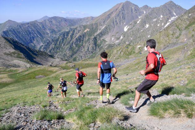 SkyRace Comapedrosa: el mejor evento para correr en la cima de la montaña