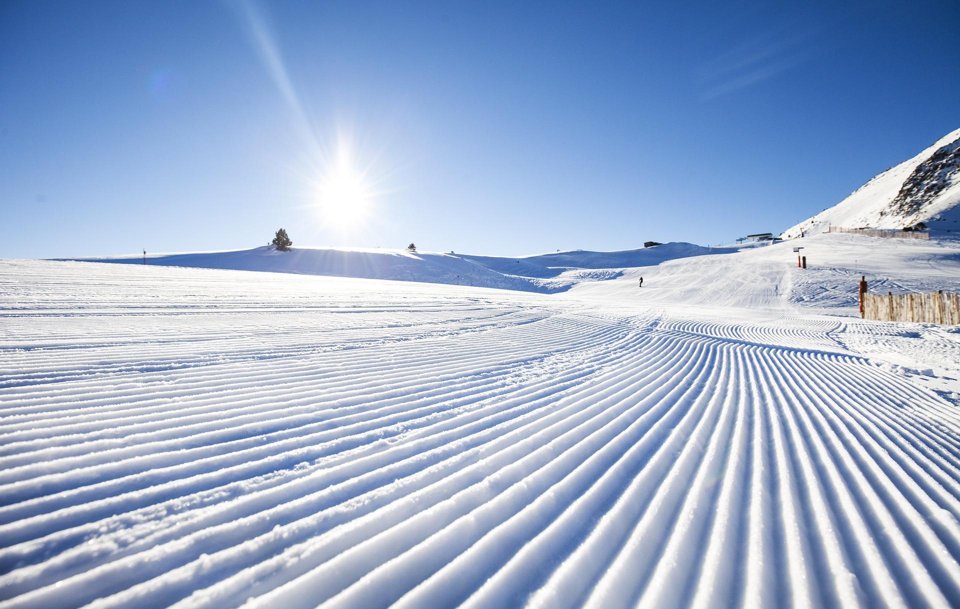 Plan a full schedule of winter activities in Andorra.