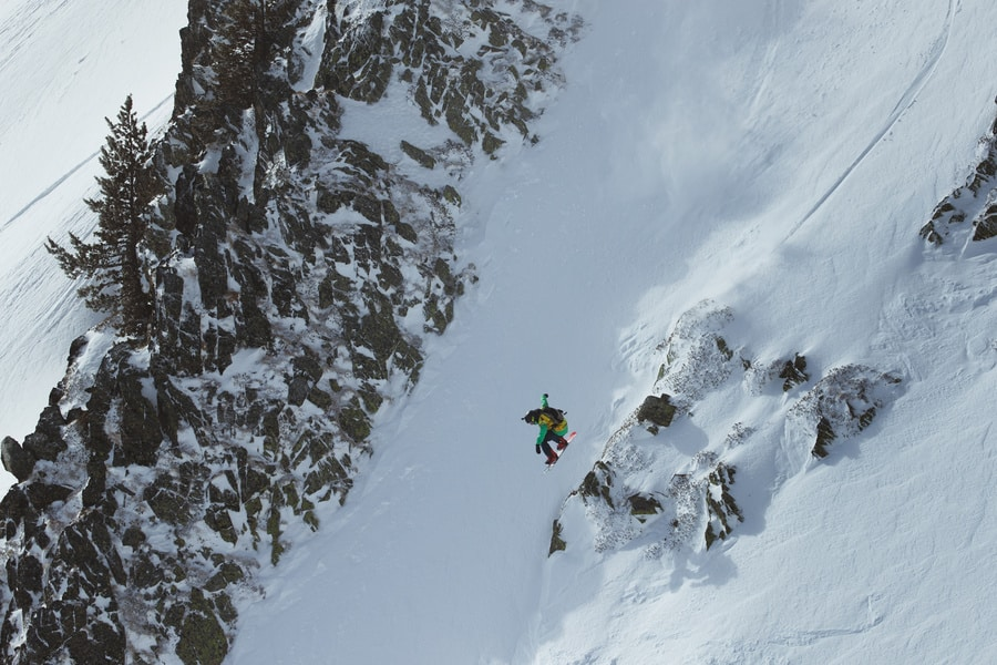 Freeride World Tour Andorra: Everything You Need to Know. Image by Jeremy Bernard.