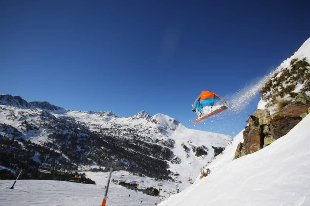 Spend Christmas in Andorra skiing