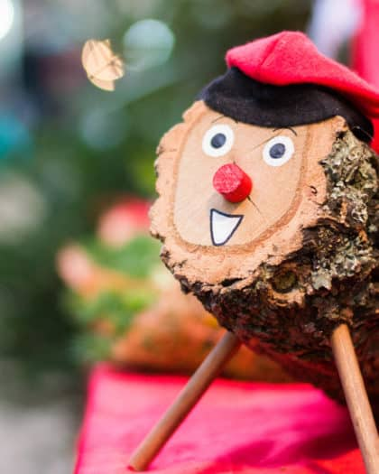 Celebrate Christmas in Andorra with Tio de Nadal